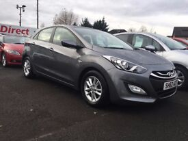 Hyundai i30 1.6 CRDi Blue Drive Active 5dr (ISG) - 1 OWNER. FULL SERVICE HISTORY.