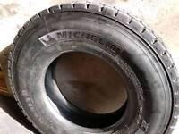 MICHELIN 11R 22.5 New truck tyre
