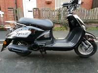 Sinnis spirit 125 scooter