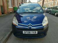 Citreon picasso 7 seater