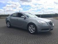 VAUXHALL INSIGNIA 2011 SERVICE HISTORY DIESEL LONG MOT