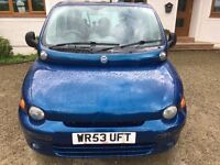 (SOLD) FIAT Multipla JTD (53) £500 ono - Super Economic