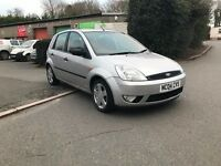 2004 Ford Fiesta 1.4 Zetec, 5 Door