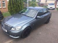 2012 Mercedes c220 cdi blue efficiency