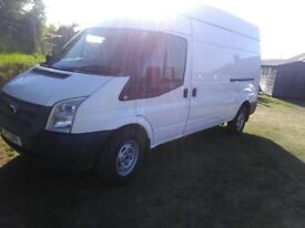 2012 ford transit t350 2.2 tdci in good condition inside and out