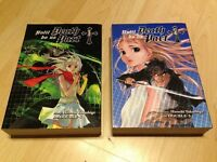 Manga books- Until Death do us Part 1-2 in perfect condition