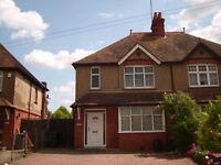 Good Size Double Room With Garden View Available in Professional Female Shared House