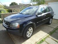 Volvo XC90 2.5T AWD Geartronic 2006 SE - Long MOT - Private Sale
