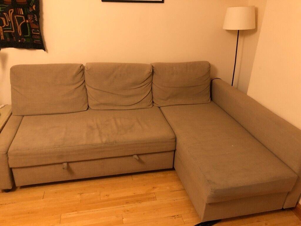 Free Ikea double sofa bed   in Stoke Newington, London ...