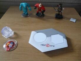 Disney Infinity 3DS Game Excellent Condition