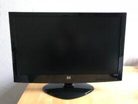 HP x22' LED monitor Full HD