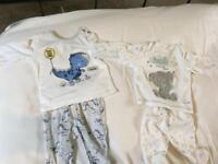 Large Bundle of 0-3 months boys clothes
