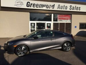 2016 Honda Civic EX-T SUNROOF! BACKUP CAM! FINANCE TODAY!