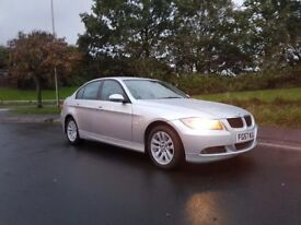 Bmw 3 series 2.0 320d SE with PARKING SENSORS 12 MONTHS CLEAN MOT FULL SERVICE HISTORY