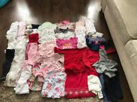 3-6 and 6-9 girls clothes bundle