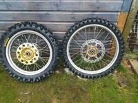 Ccm 604 644 enduro wheels