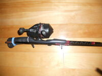 Canne moulinet spincast, Mitchell, Fishing rod and reel