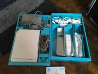Wiifit package with board