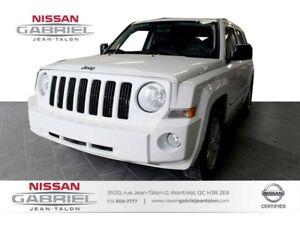 2010 Jeep Patriot Limited+CUIR+MAGS AWD 4X4 1544 $ de rabais pou