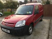 CITROEN BERLINGO ENTERPRISE 1.9 D /1 PREVIOUS KEEPER/STAMPED SERVICE HISTORY/2 KEYS/NO VAT £1395