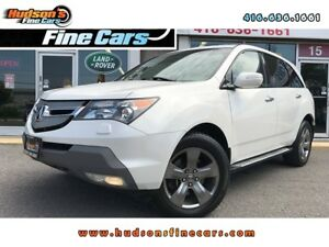 2009 Acura MDX Elite PKG NAVI- DVD- BACKUP CAM CERTIFIED