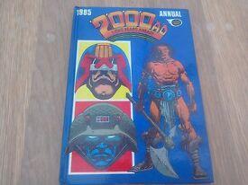 2000AD VINTAGE 1985 ANNUAL