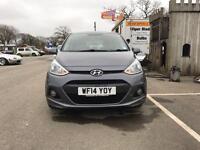 Hyundai i10 full MOT service and 2 year warranty