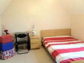 Small Double with Ensuite, Very Close to town.