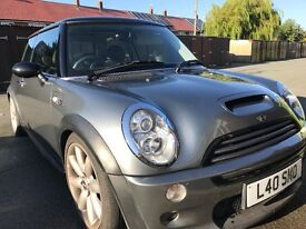 Mini Cooper s for sale low mileage 77500