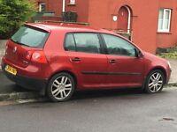 VW GOLF 1.9 TDI VERY TIDY CAR 04 REG