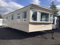 SALE – MOBILE HOME WITH DOUBLE GLAZING & CENTRAL HEATING