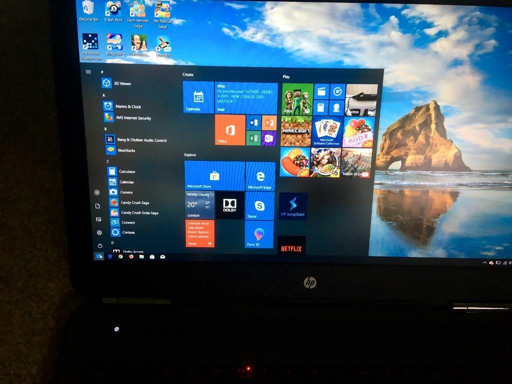 Hp omen i5 gaming laptop | in Holt, Norfolk | Gumtree