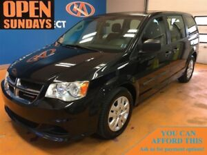 2014 Dodge Grand Caravan SE CLEAN CARPROOF! FINANCE NOW!