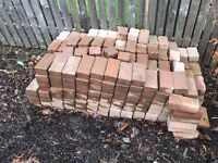 Mixed Block Paving - Over 260 bricks