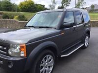 Landrover Discovery 3TDV6HSE, 2 owners from new, lady owner past eight years.