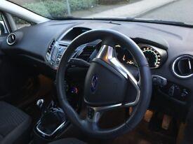 2015 Ford Fiesta 1.25 Zetec 5dr, Petrol, Manual, 9700 Miles