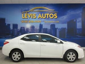 2014 Toyota Corolla CE AIR SEULEMENT 40300 KM !!