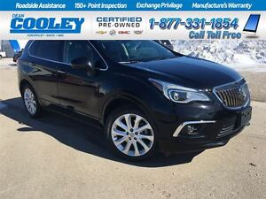 2016 Buick Envision PREMIUM II/ONEOWNER/PWR MOONROOF