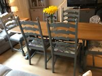 Stunning Ercol Refectory Dining Table