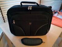 NEW Falcon Notebook Laptop Case Bag 17 Inch - Heavy Duty - Black