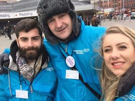 Live In Role – Travel UK Fundraising Door to Door – Weekly Basic Wage & Weekly Bonuses