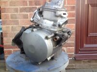 Aprilia RS125 (122) Engine