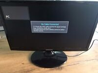 Samsung T22B350 21.5 inch Widescreen LED TV/Monitor with Digital TV Tuner