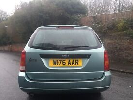 FORD FOCUS ESTATE *** 12 MONTHS MOT & NO ADVISORIES ***