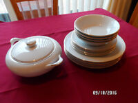 Dinner Set with Serving Dish