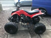 Quad bike for sale or swap