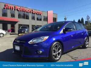 2013 Ford Focus SE. Own for only $114 Bi-weekly