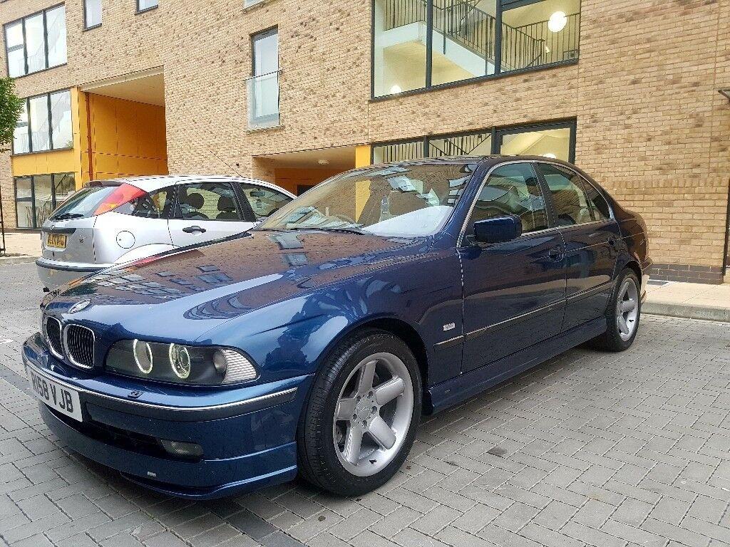 1998 Bmw E39 540i 44 V8 Ac Schnitzer Body Kit In London
