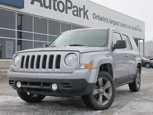 2015 Jeep Patriot Sport| 4WD| Heated Leather Interior| Power Sea
