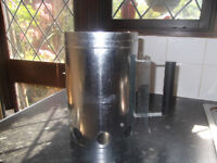 Barbecue fire starter./ Chimney charcoal starter.(EXTRA LARGE) Brand new.